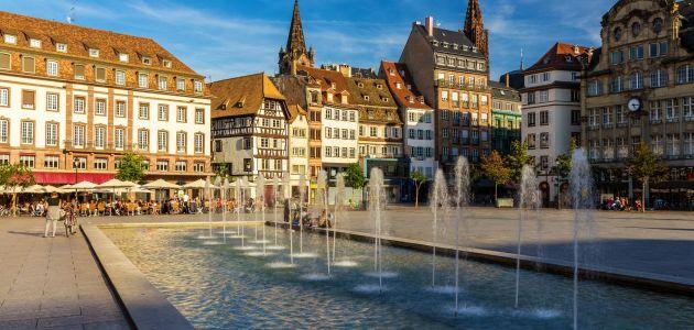 3 of 4 dagen Straatsburg in de prachtige Elzas incl. ontbijt