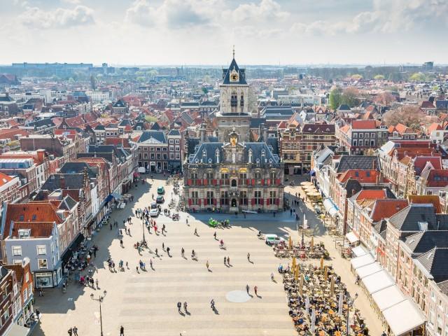 Verblijf in een 4*-hotel in hartje <b>Delft</b> incl. ontbijt