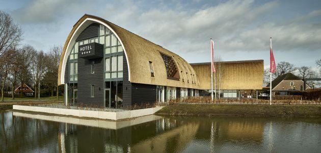 Dagaanbieding: 2 of 3 dagen 4*-designhotel op De Veluwe bij het Veluwemeer in een luxe kamer