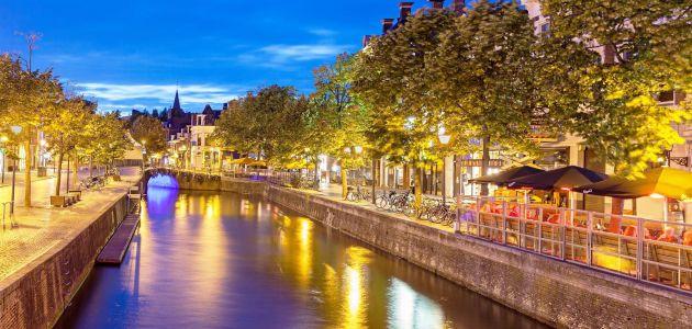 Dagaanbieding: 3 dagen in een met een 7,8 beoordeeld hotel in hartje Leeuwarden incl. 2-gangendiner