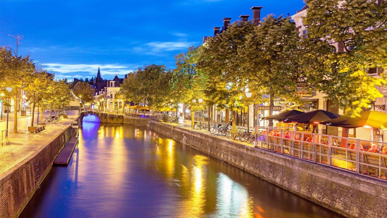 Oranje Hotel Leeuwarden - Nederland - Friesland - Leeuwarden