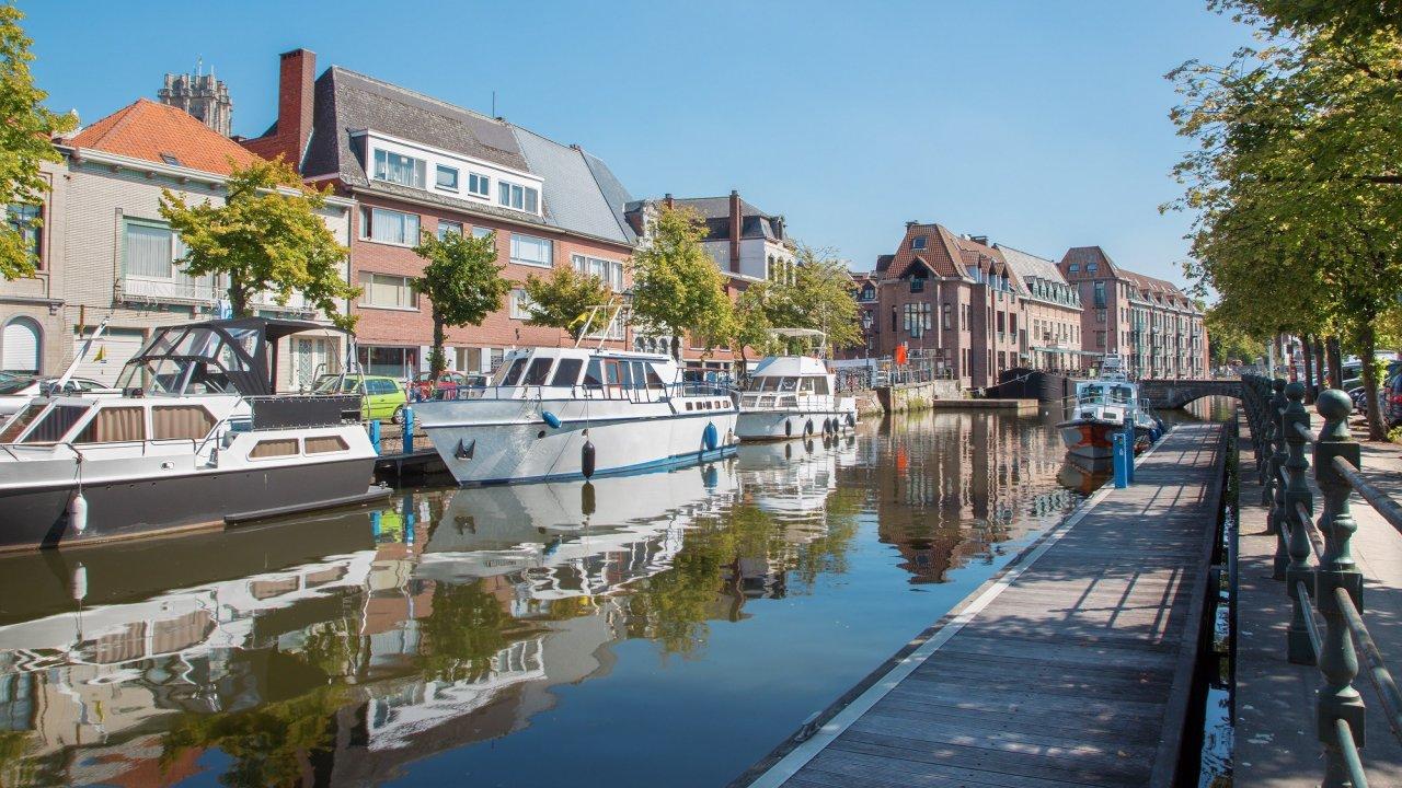 Martin's Patershof - België - Antwerpen - Mechelen
