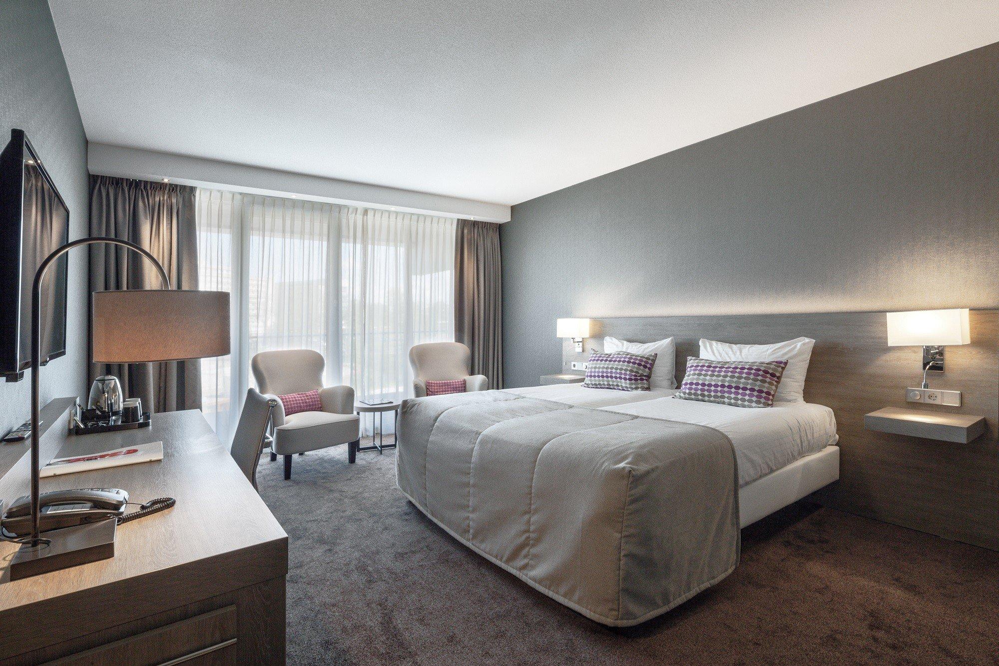 Dagaanbieding - 4 dagen in luxe 4*-Van der Valk hotel Haarlem nabij het strand dagelijkse koopjes