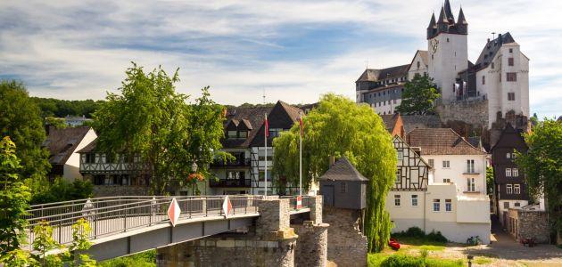 Dagaanbieding: 4 dagen halfpension bij het historische centrum van Diez nabij Koblenz