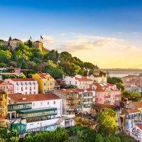 4-daagse stedentrip Lissabon incl. vlucht en hotel bij het centrum