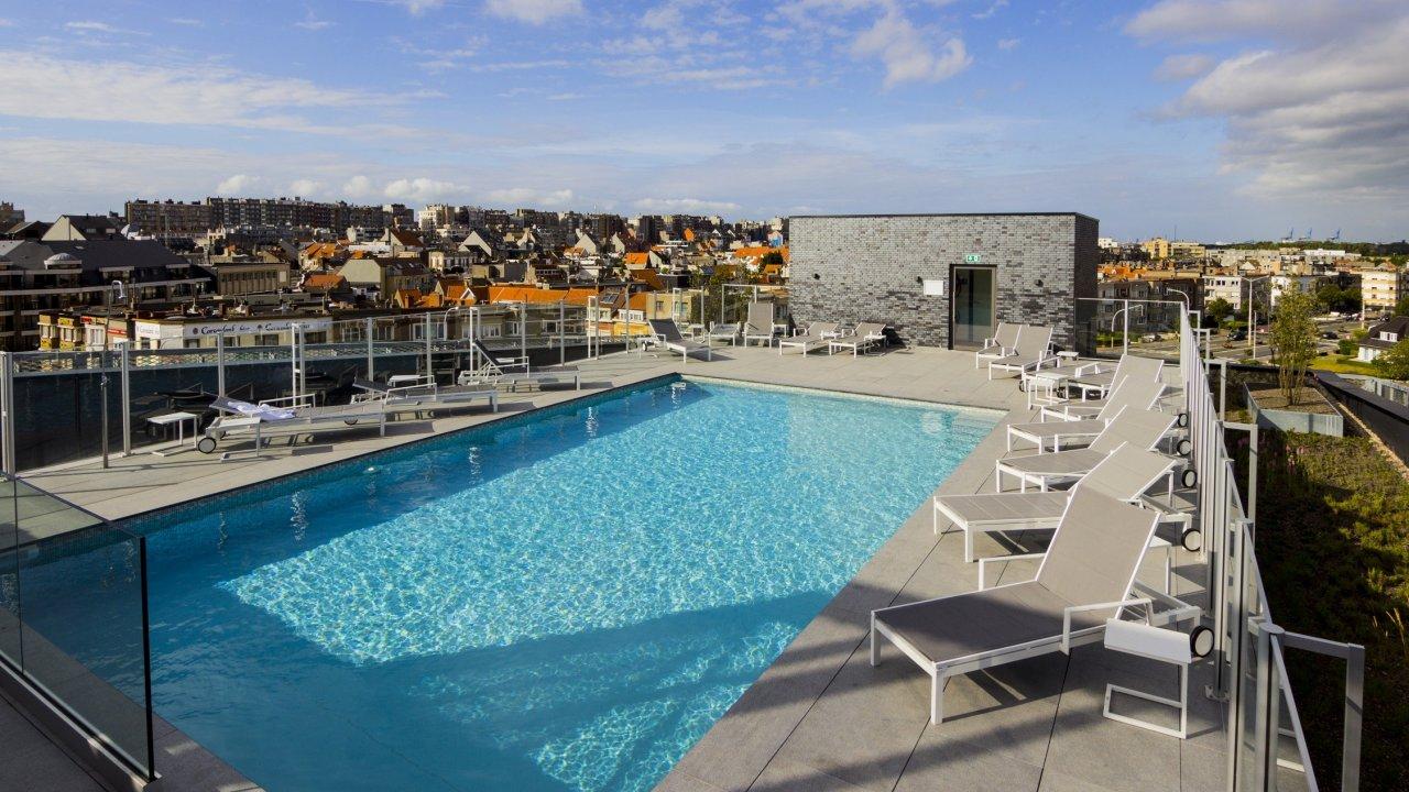 Mercure hotel Blankenberge Station - België - West Vlaanderen - Blankenberge