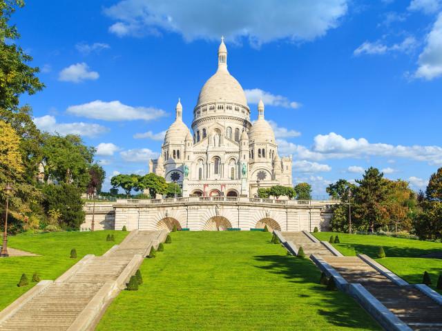 4*-hotel in <b>Parijs</b> nabij de <b>Sacré-Coeur</b> incl. ontbijt