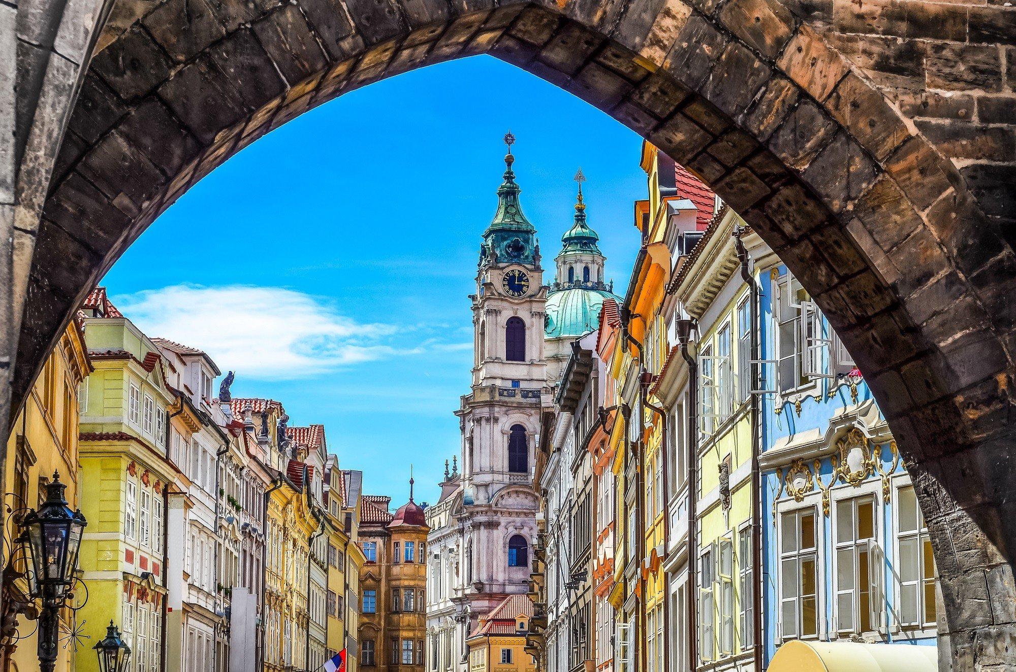 Dagaanbieding - 3- of 4-daagse stedentrip naar de historische stad Praag incl. vlucht dagelijkse koopjes