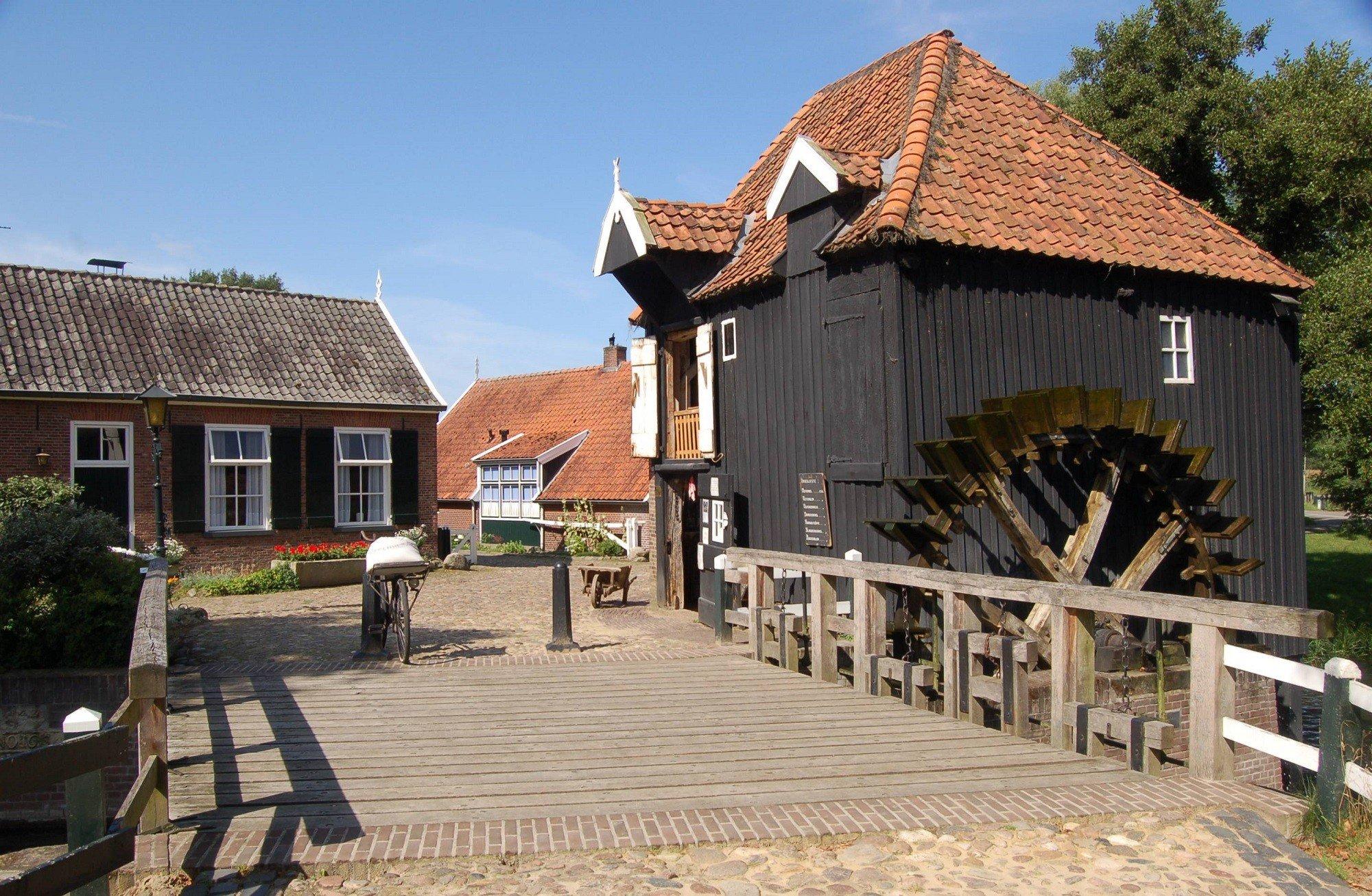 Dagaanbieding - 3 of 4 dagen top beoordeeld hotel in landelijk Twente incl. diner dagelijkse koopjes