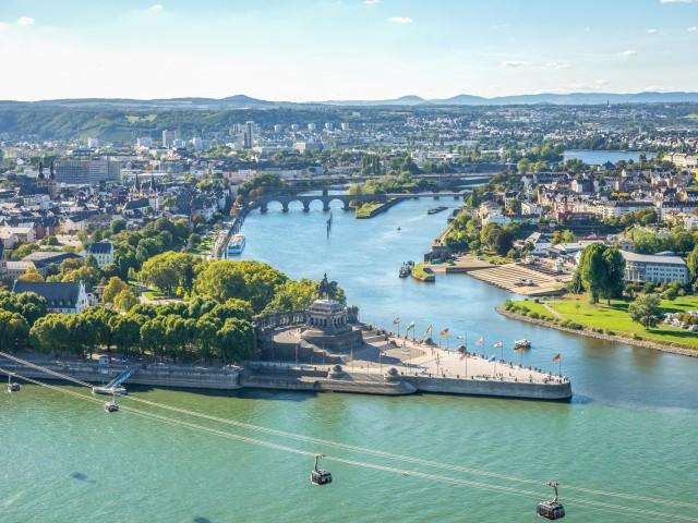 Weekend weg nabij <b>Koblenz</b> incl. diner