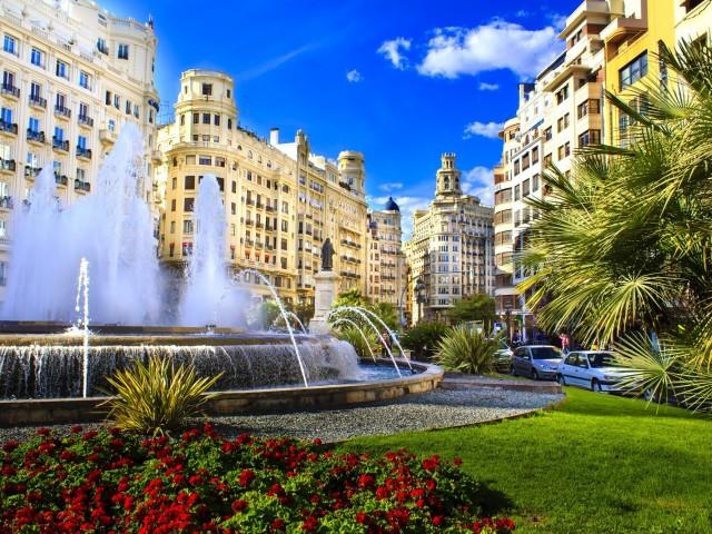 Stedentrip naar <b>Valencia</b> incl. vlucht, verblijf in 4*-hotel en ontbijt