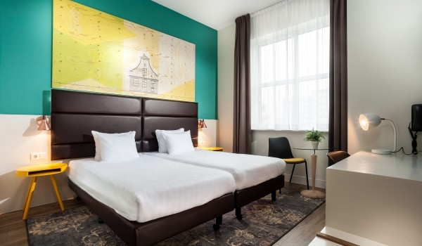 BLACK FRIDAY DEAL!? 2 dagen top beoordeeld hotel in hartje Zaandam incl. ontbijt en 3-gangendiner