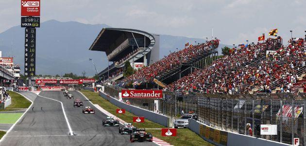 Dagaanbieding: 4 of 5 dagen naar de Formule 1: Grand Prix 2018 in Barcelona, incl. GP tickets o.b.v. halfpension!