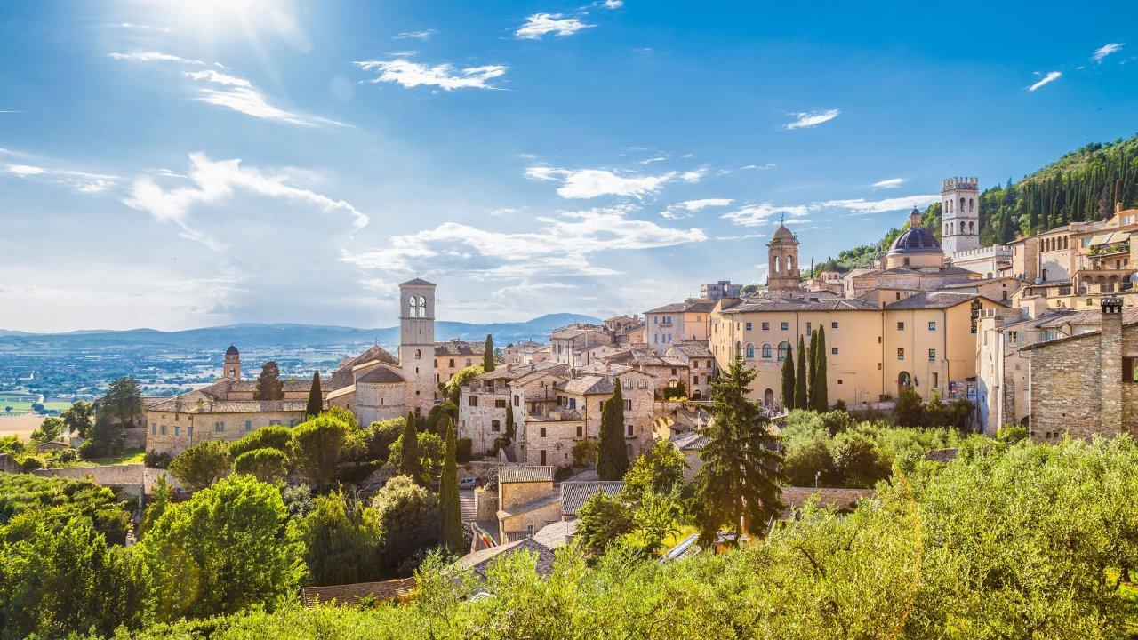Abbazia Collemedia Resort - Italië - Collazzone - Perugia - Collepepe