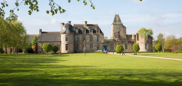 Dagaanbieding: 4 dagen 4*-kasteelhotel in de Franse Bretagne incl. ontbijt