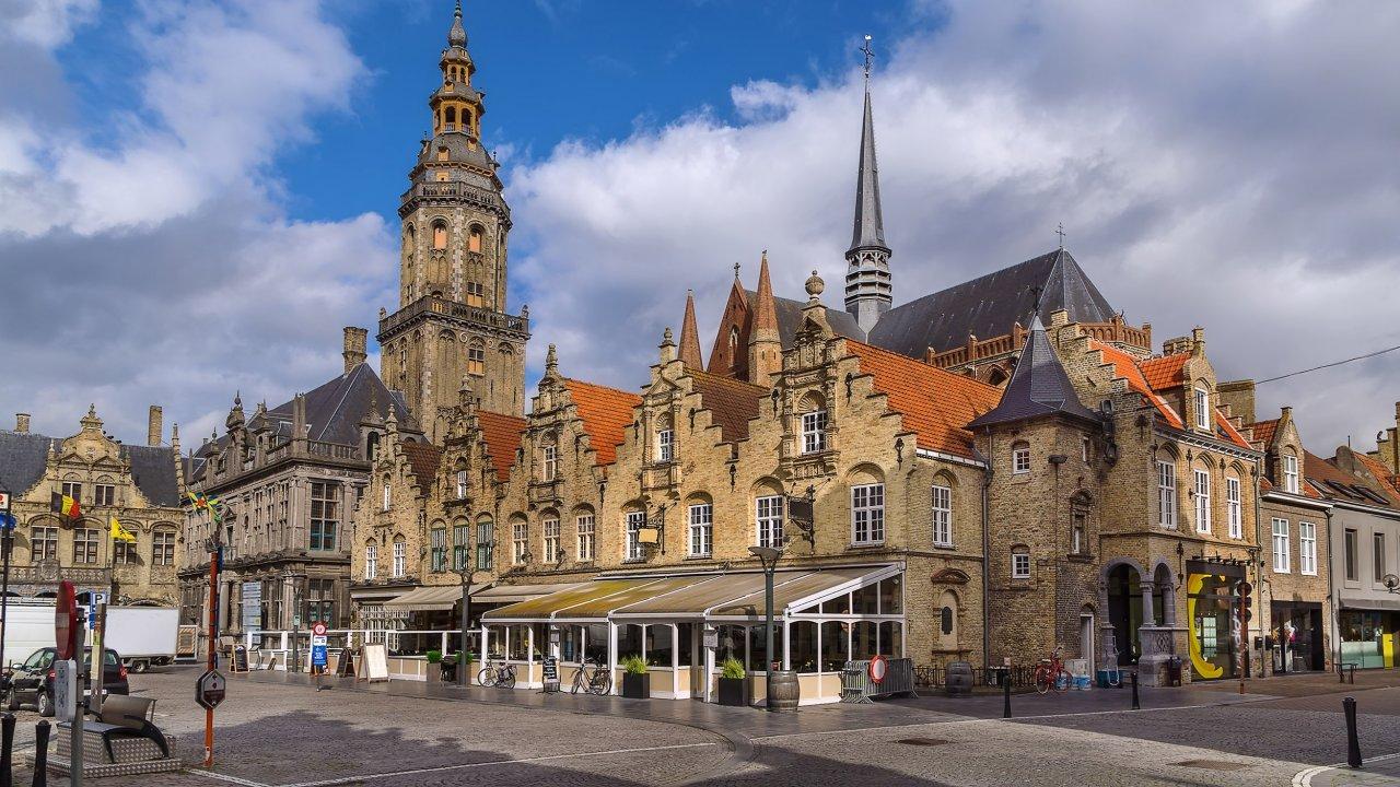 Hotel Amaryllis Veurne - België - West Vlaanderen - Veurne