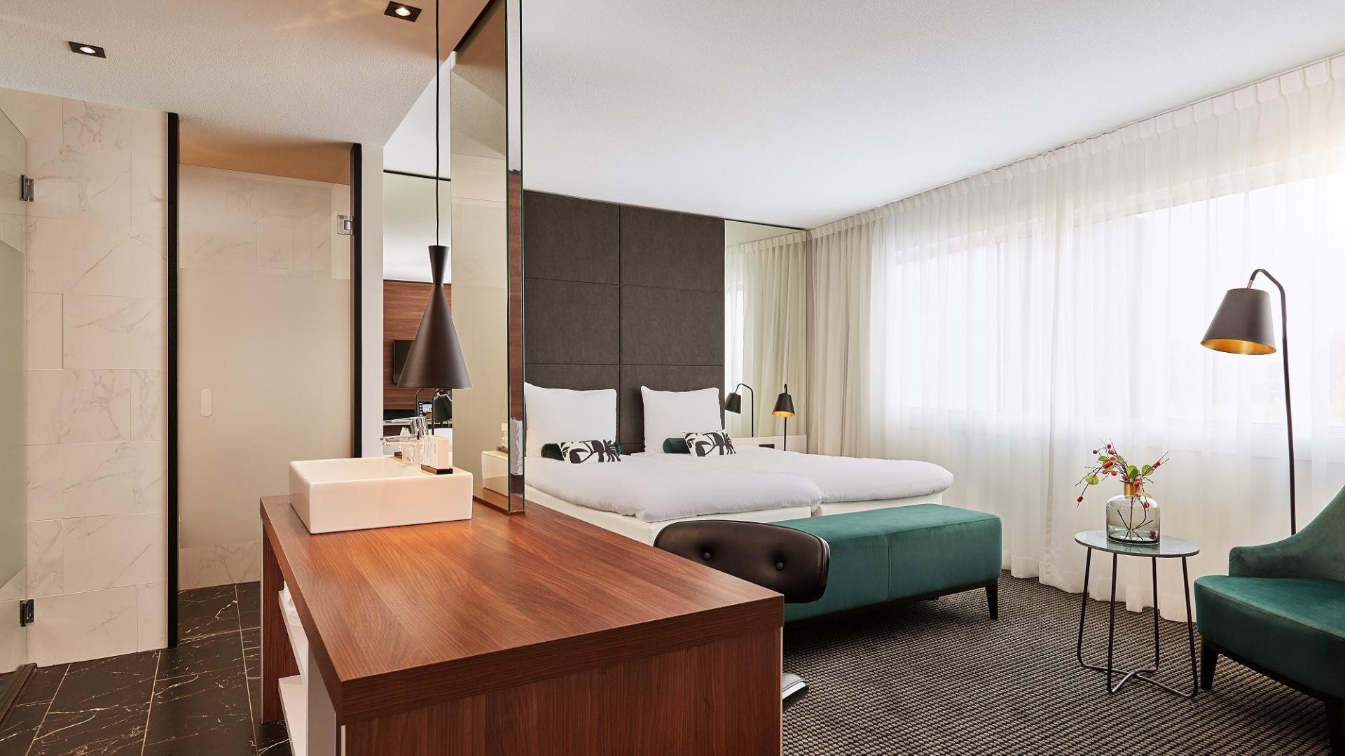 2 of 3 dagen splinternieuw luxe 4*-Van der Valk hotel bij <b>Den Bosch</b>