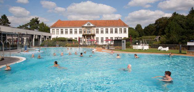 Dagaanbieding: 3 dagen in kuuroord in Bad Bentheim incl. 2 x 3-gangendiner, toegang tot Thermaalbad en meer!