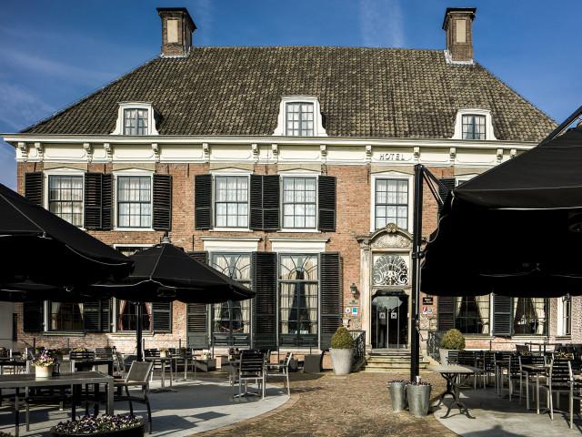 4*-hotel in de Hanzestad <b>Zutphen</b> incl. 3-gangendiner!