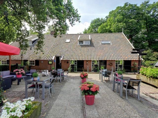 Verblijf in Pittoresk boutiquehotel bij <b>Overijssels Vechtdal</b> incl. dagschotel