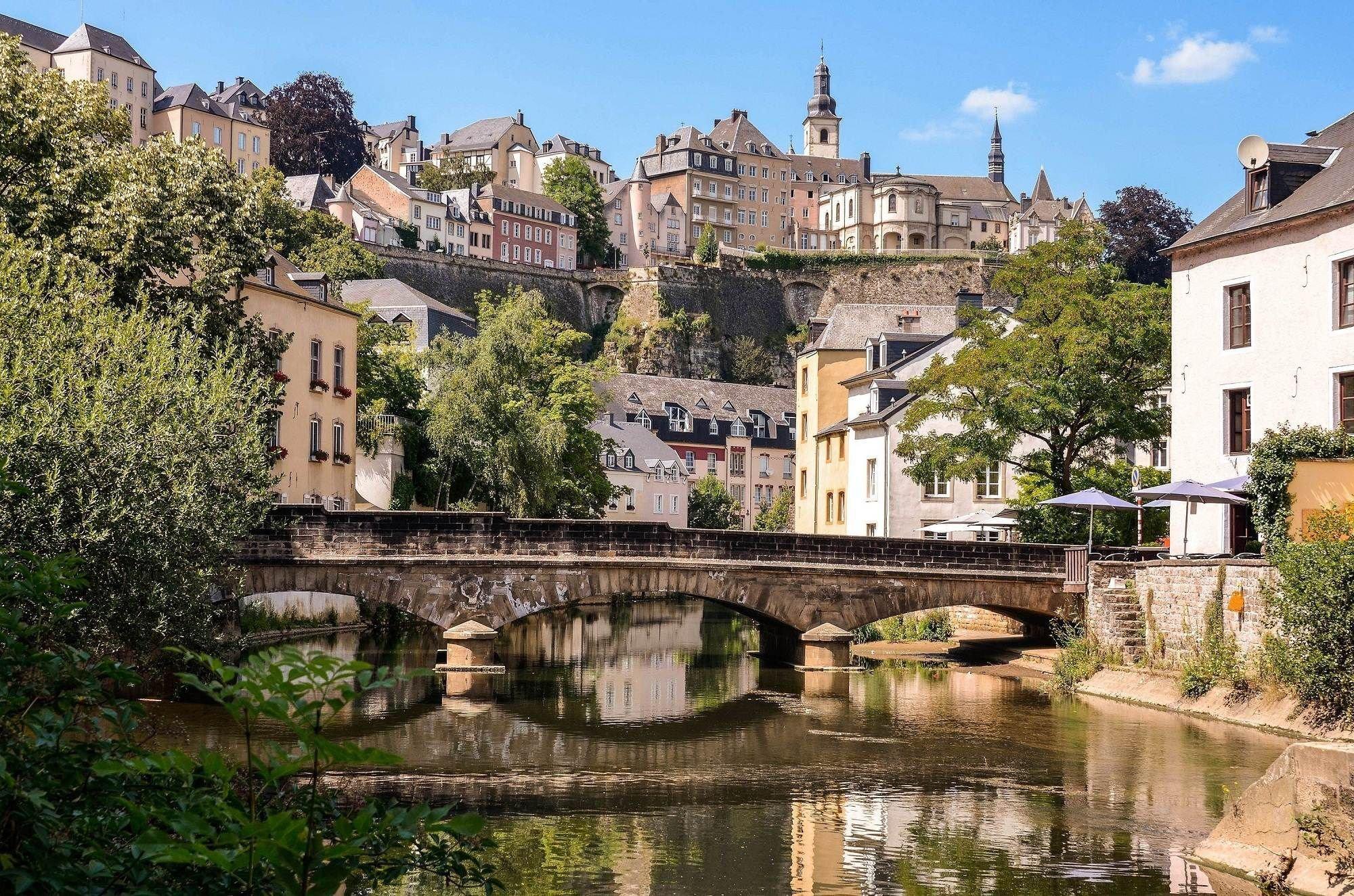 Dagaanbieding - 2 of 3 dagen historisch Luxemburg Stad incl. ontbijt dagelijkse koopjes