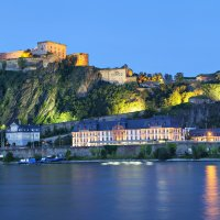 Dagaanbieding - 3 dagen hotel op heuvel boven de Rijn en de Lahn bij Koblenz incl. ontbijt en dinerbuffet dagelijkse koopjes