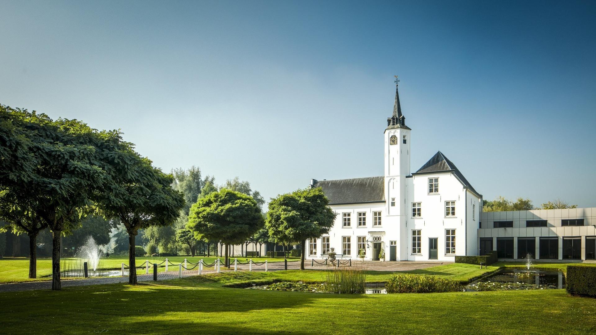 Dagaanbieding - 2 of 3 dagen luxe 4*-kasteelhotel in Noord-Brabant op ca. 8 km van Den Bosch incl. ontbijt dagelijkse koopjes