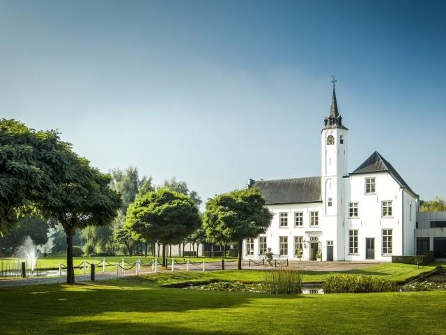 Luxe 4*-kasteelhotel in <b>Noord-Brabant</b> incl. 3-gangendiner