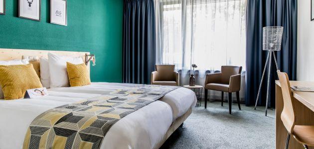 Dagaanbieding: 3 of 4 dagen 4*-hotel op de Veluwe incl. welkomstdrankje en ontbijt