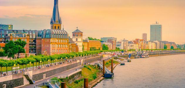Dagaanbieding: 2 of 3 dagen luxe Hilton hotel in Düsseldorf incl. ontbijt
