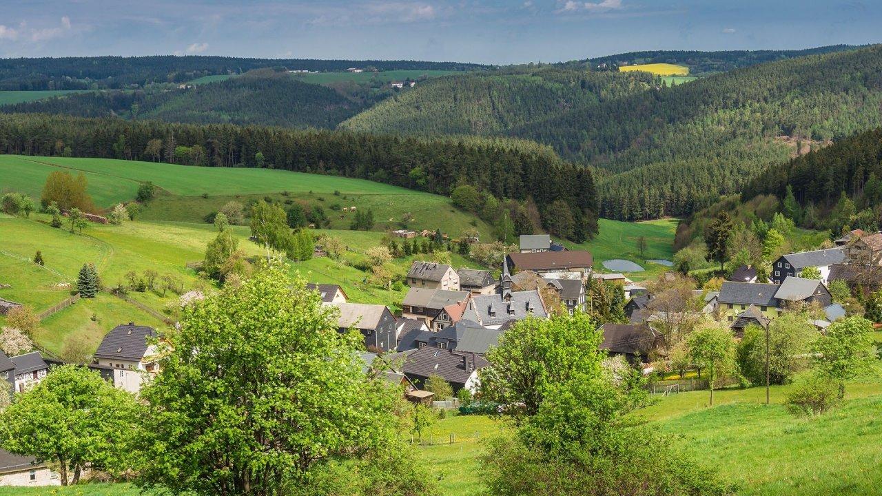 Hotel Im Kräutergarten - Duitsland - Thüringen - Cursdorf
