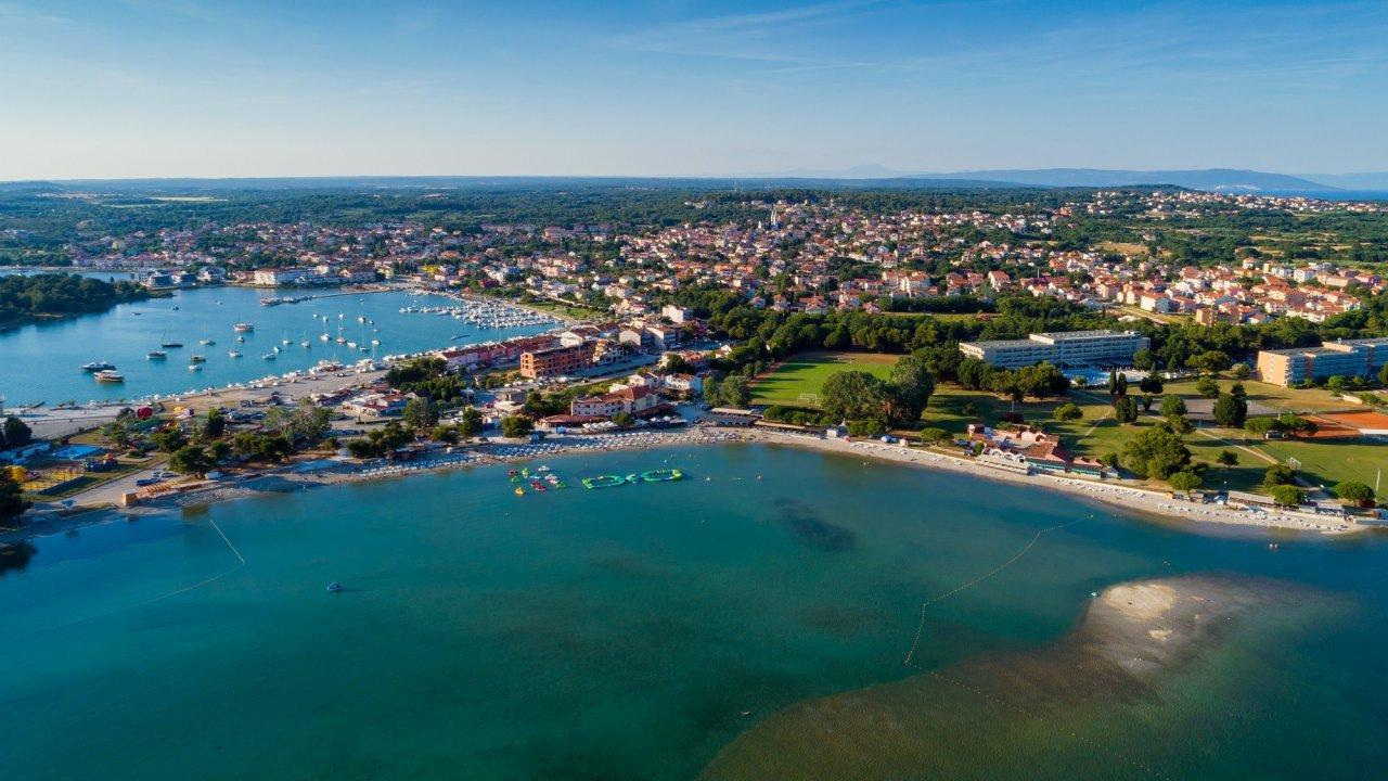 Hotel Koral Medulin - Kroatië - Istrië - Medulin