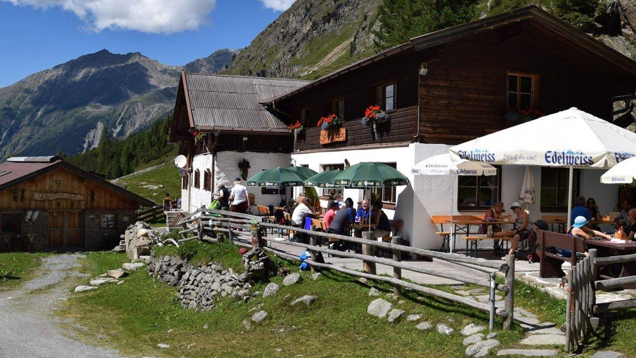 First Mountain Hotel Öztal - Oostenrijk - Tirol - Längenfeld