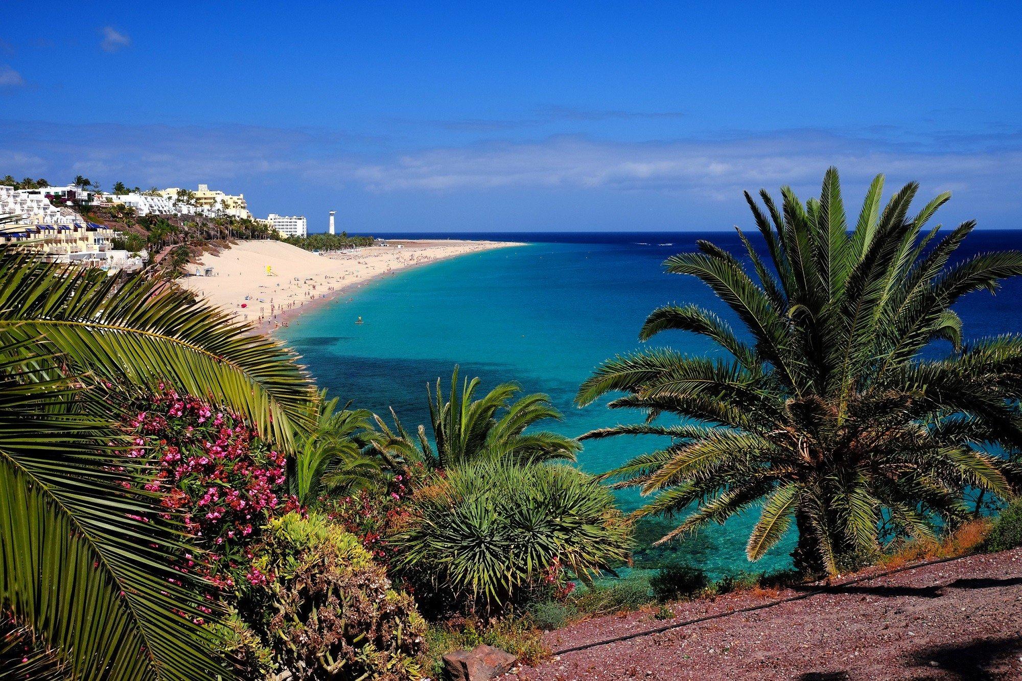 6, 8, 12 of 15 dagen nazomeren op Fuerteventura incl. vlucht