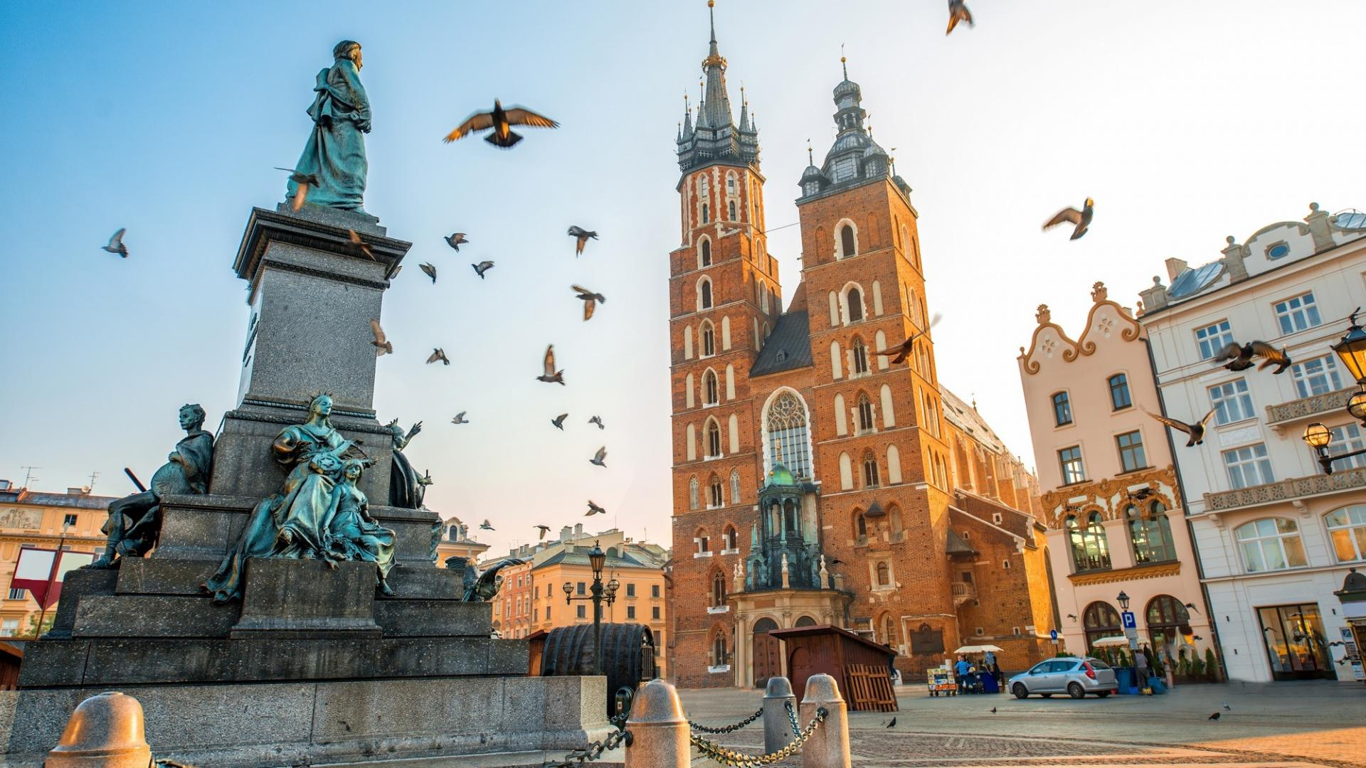 Dagaanbieding - 4-daagse stedentrip Krakau incl. vlucht en hotel dagelijkse koopjes