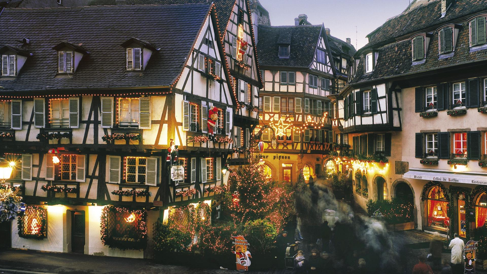 Dagaanbieding - 2 of 3 dagen in de kerstsfeer van Straatsburg incl. verblijf op 4*-riviercruiseboot met ontbijt en diner dagelijkse koopjes