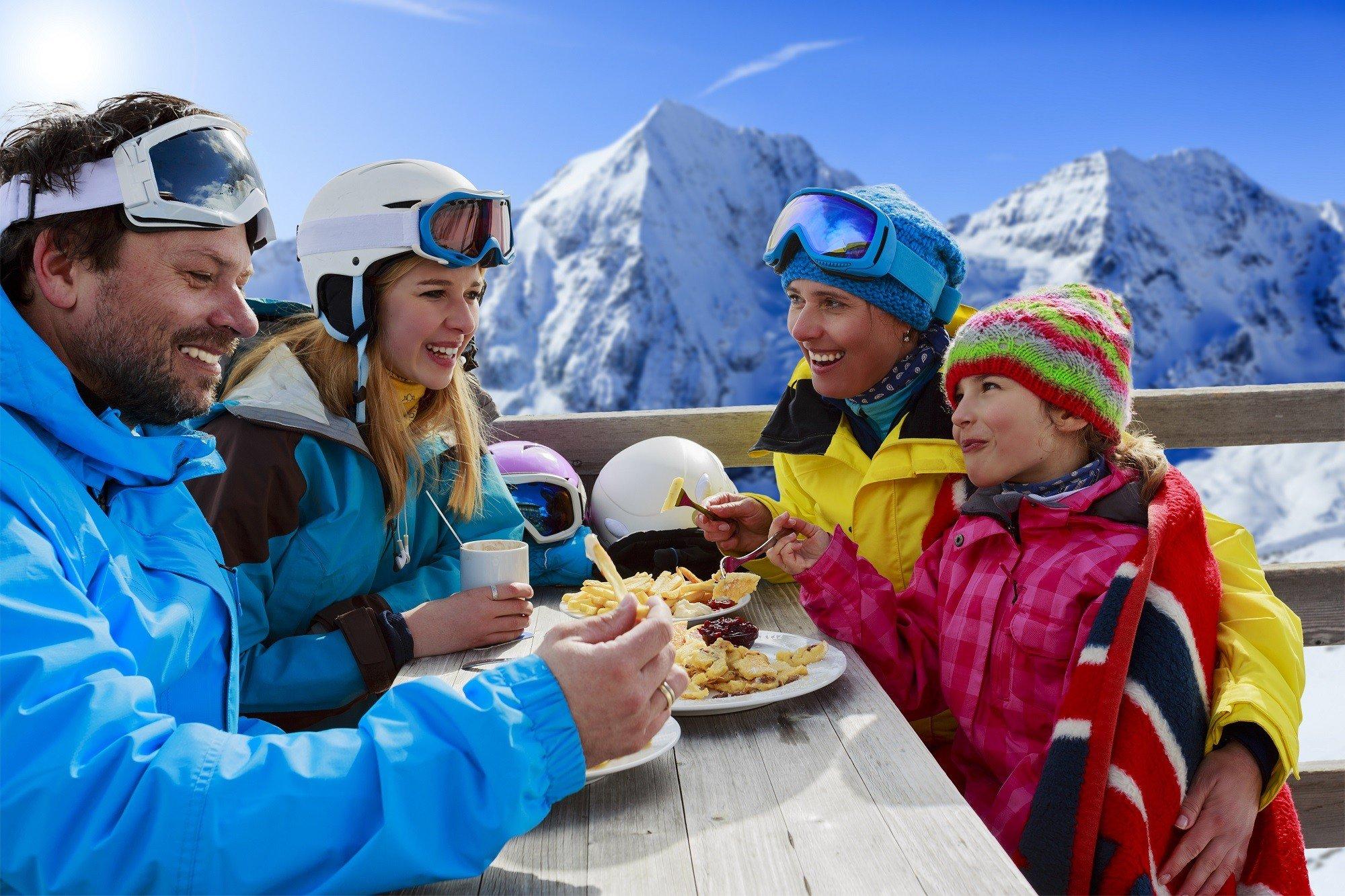4-, 5- of 8-daagse skivakantie voor het hele gezin in Zillertal Tirol o.b.v. halfpension incl. skipas