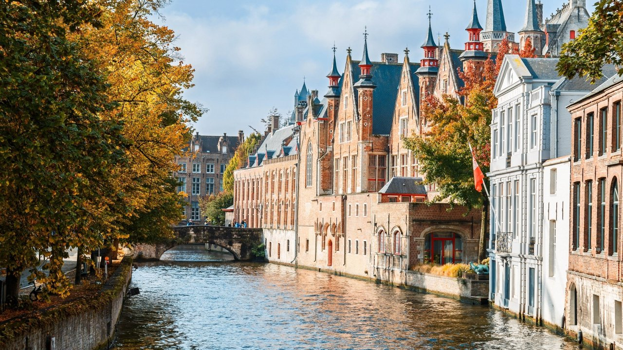Hotel Olympia - België - West Vlaanderen - Brugge