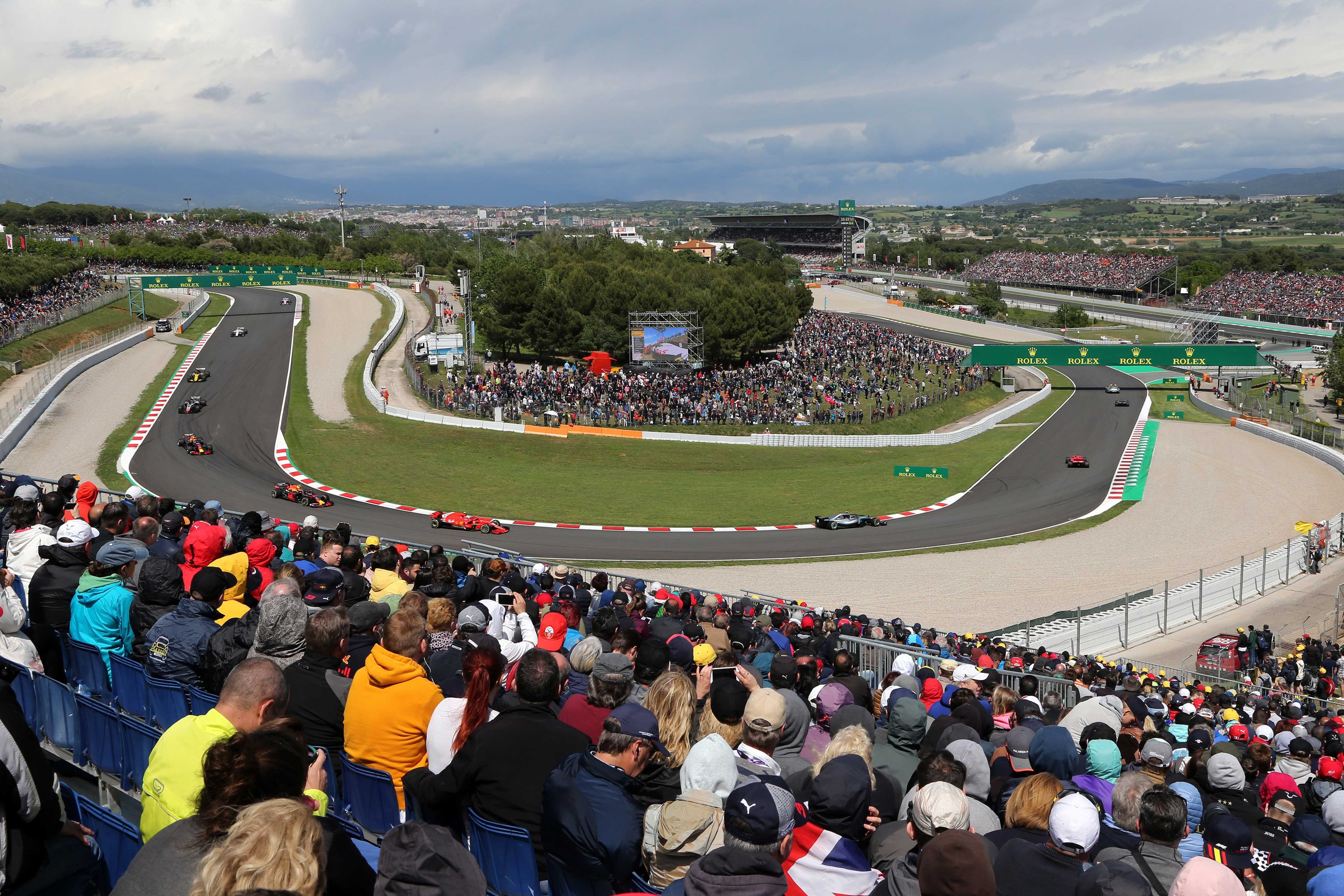 4, 5 of 6 dagen naar de Formule 1: Grand Prix 2019 in Barcelona, incl. GP tickets o.b.v. halfpension!