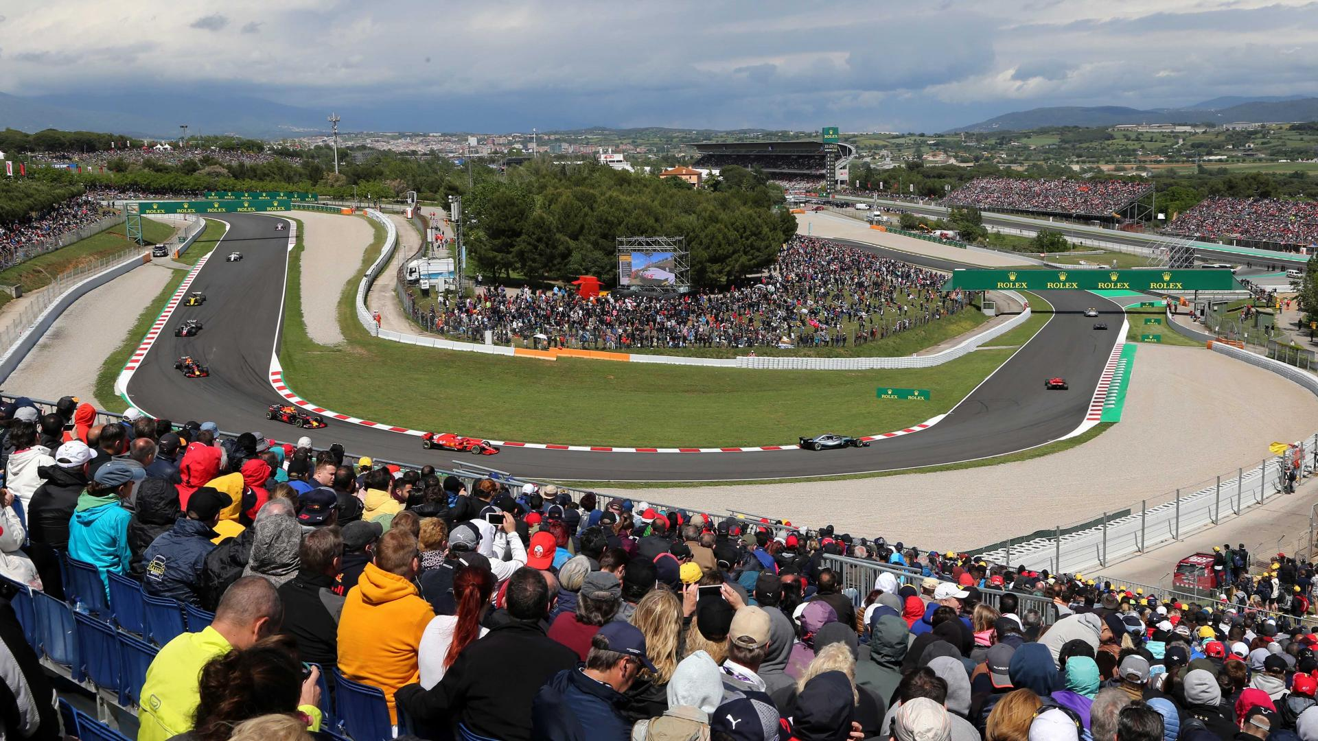 4, 5 of 6 dagen naar de Formule 1 Grand Prix 2019 in Barcelona, incl. GP tickets o.b.v. halfpension!