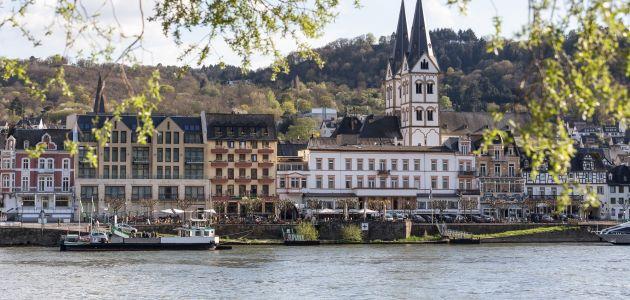 3, 4 of 5 dagen Boppard aan de Rijn incl. ontbijt