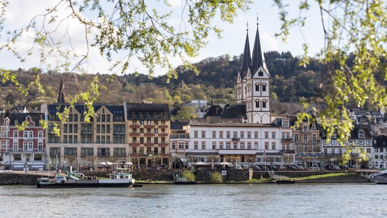 Baums Rheinhotel