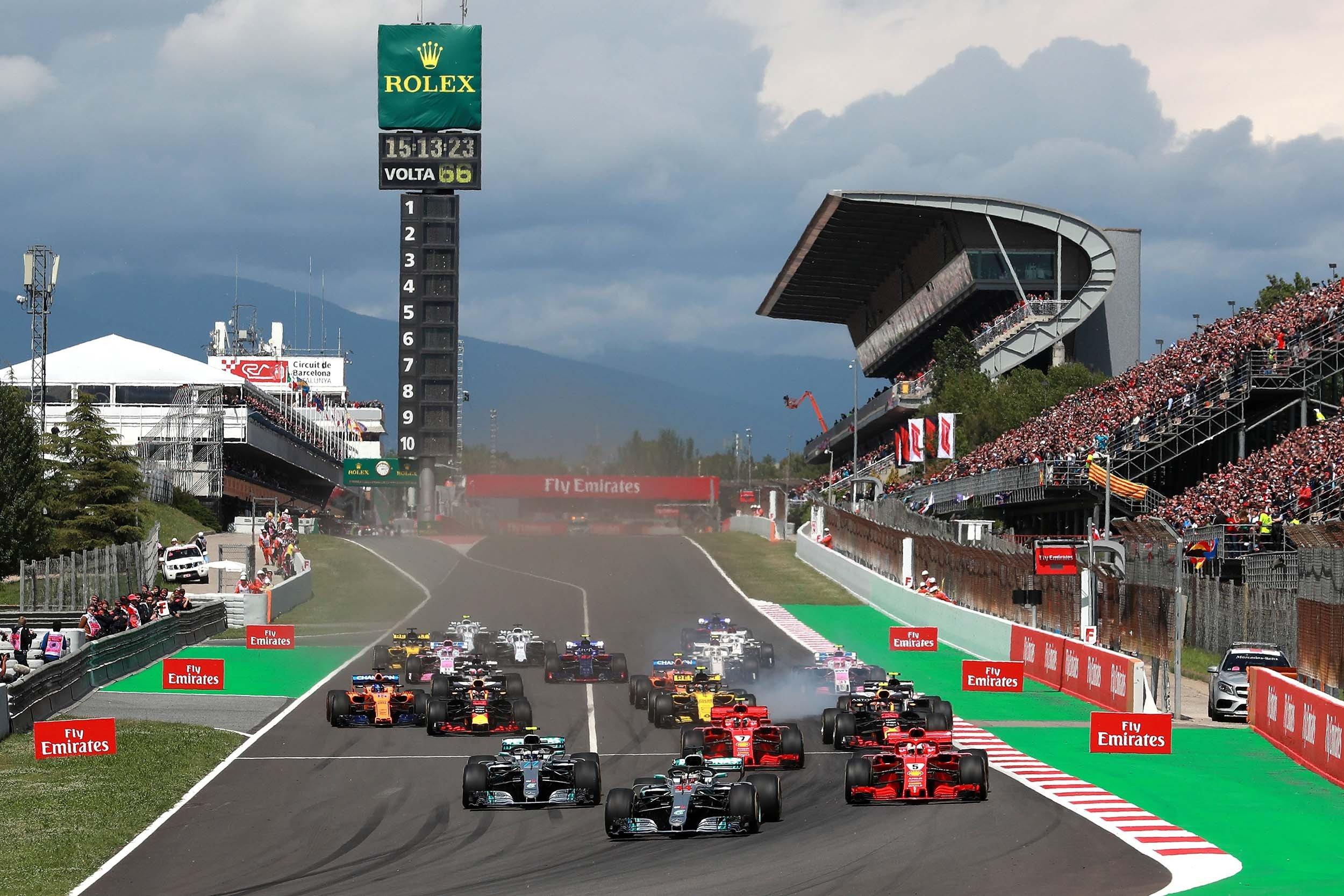 4 dagen aan de Costa Barcelona incl. tickets voor de Formule 1 van Barcelona o.b.v. halfpension