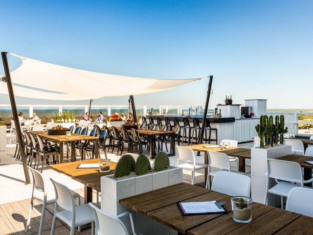 4*-hotel direct aan het strand van <b>Kijkduin</b> in <b>Den Haag</b> incl. diner