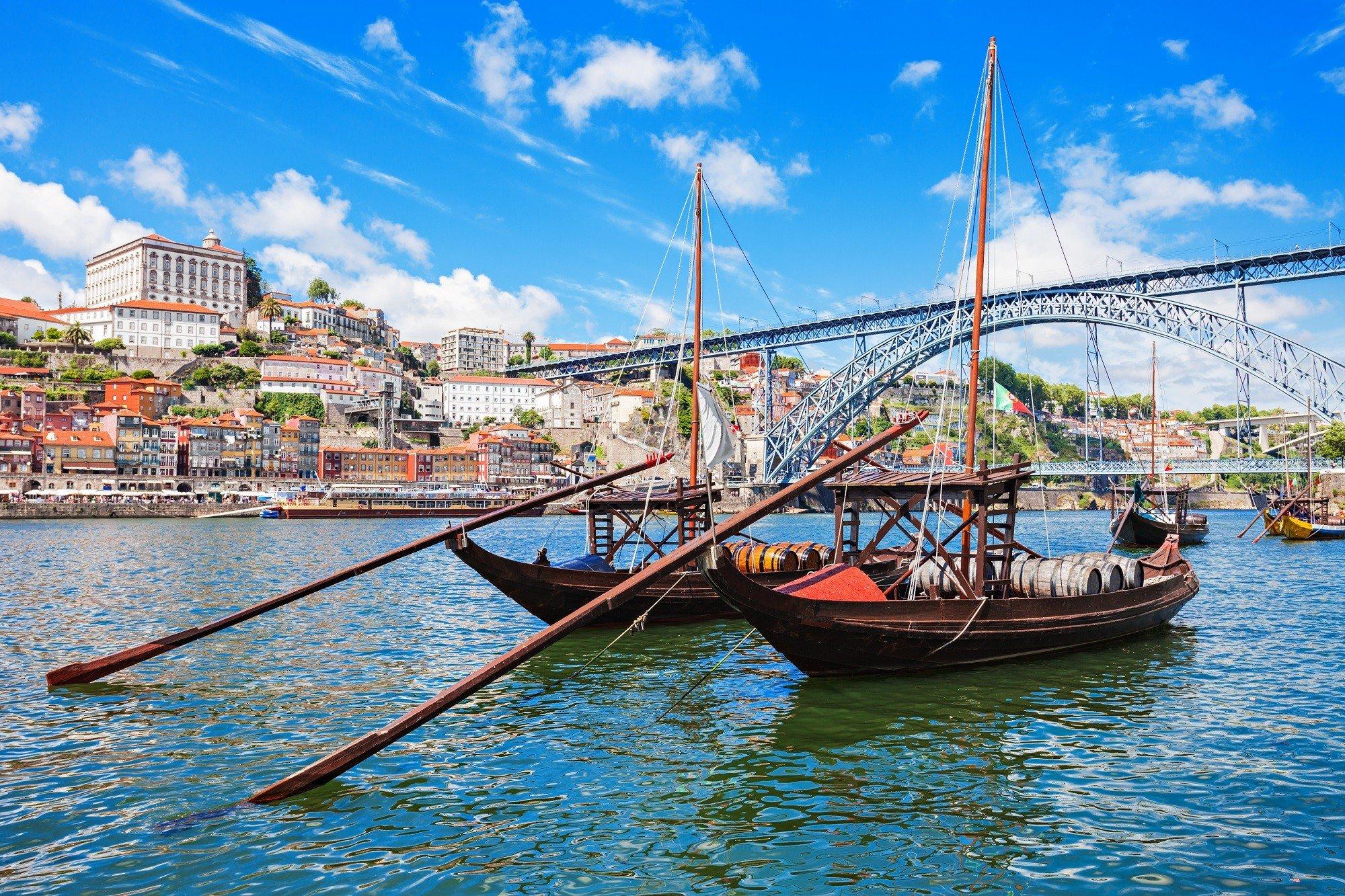 3-, 4- of 5-daagse stedentrip naar de prachtige stad Porto incl. vlucht