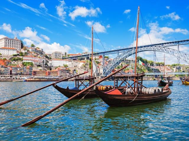 Stedentrip naar de prachtige stad <b>Porto</b> incl. vlucht
