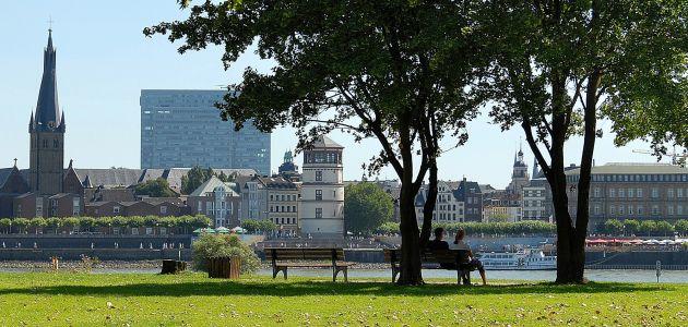 2 of 3 dagen luxe Hilton hotel in Dusseldorf incl. ontbijt