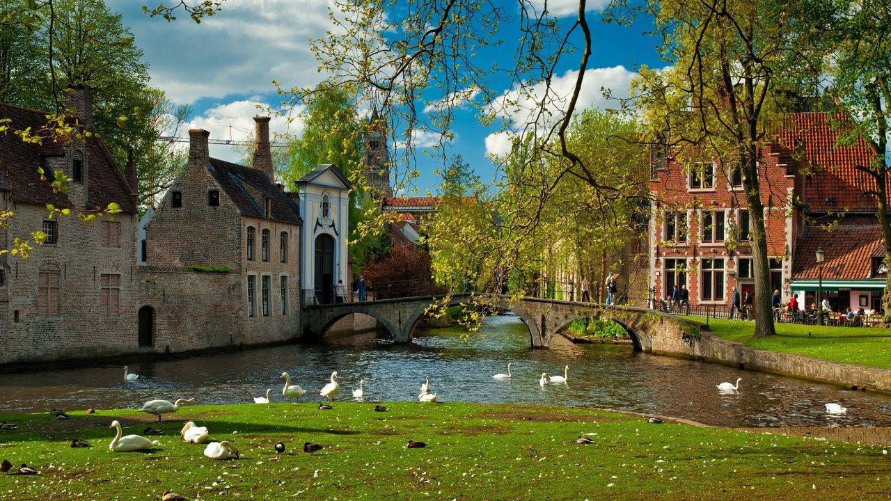NH Brugge - België - West Vlaanderen - Brugge