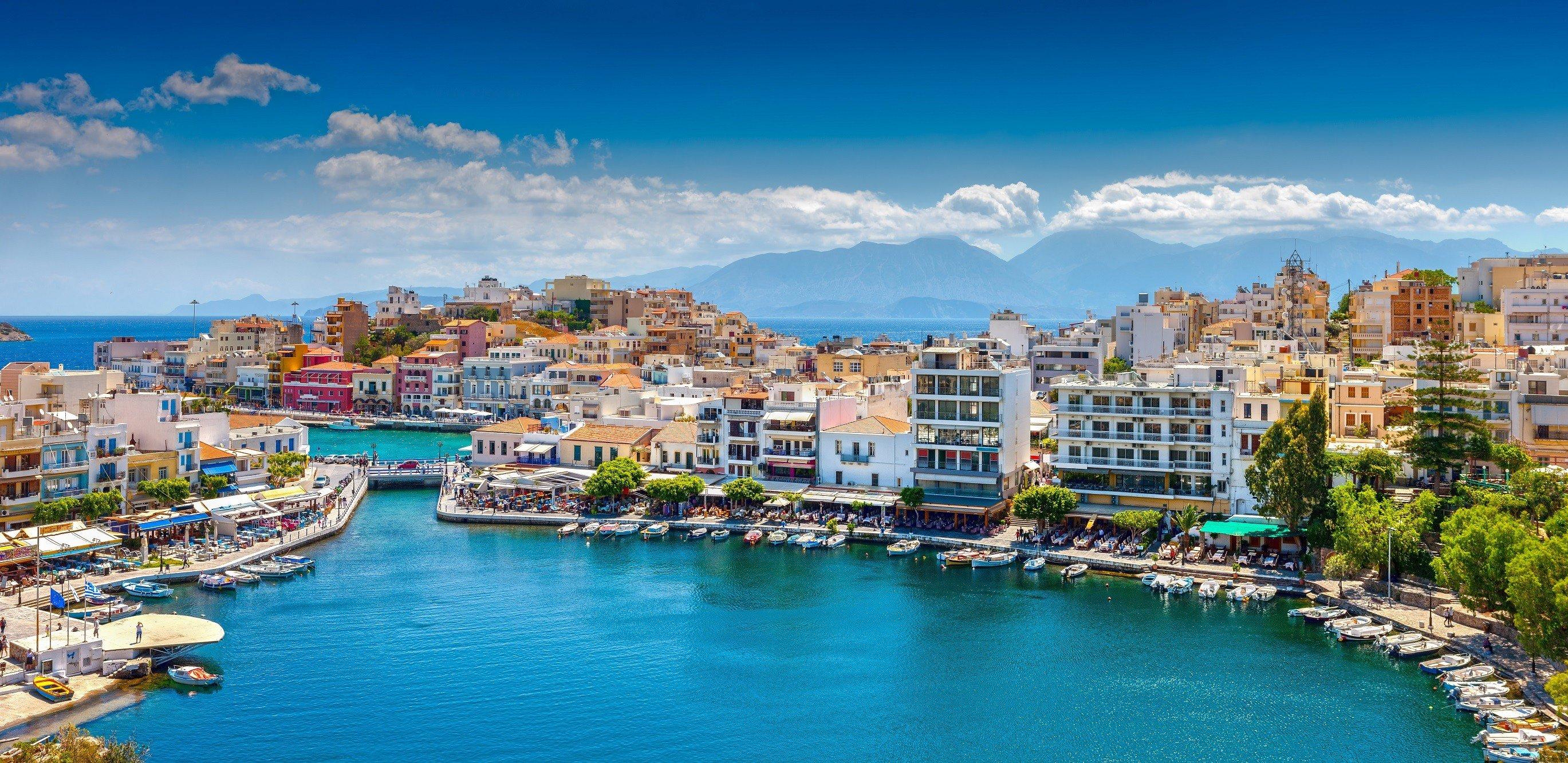 Dagaanbieding - 6, 8, 10 of 15 dagen genieten in een appartement op het zonnige Kreta o.b.v. all-inclusive dagelijkse koopjes