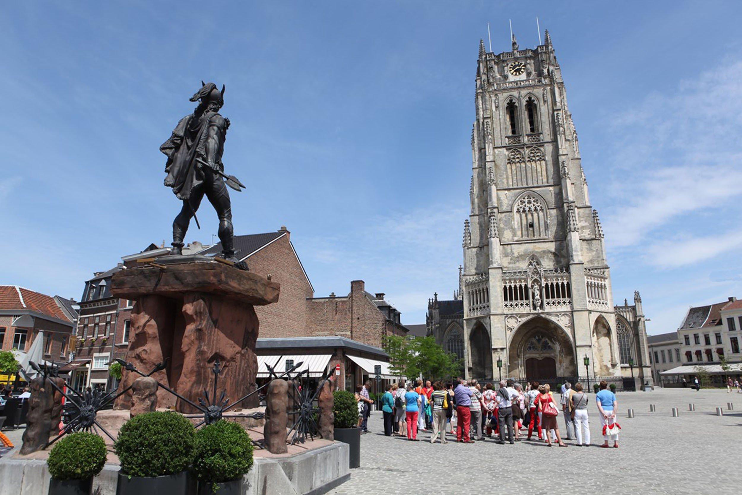 Dagaanbieding - 3 dagen in 4*-kloosterhotel in Tongeren op ca. 20 km van Maastricht incl. ontbijt en extra's dagelijkse koopjes